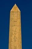 Obelischi Luxor Egitto Fotografia Stock Libera da Diritti