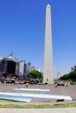 Obelisco Fotografering för Bildbyråer