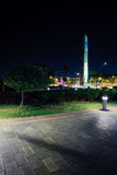 Obelisco Photographie stock
