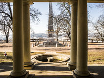 obelisco Foto de archivo libre de regalías