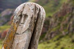 Obelisco antico della renna Immagini Stock