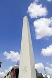 Obelisco buenos Аргентины aires стоковое фото
