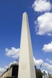 Obelisco. Buenos Aires, Аргентина стоковые изображения