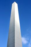 The Obelisco of Buenos Aires. The famous Obelisco of Buenos Aires, Argentina stock photo