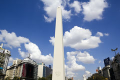 Obelisco. Buenos Aires, Argentina Royalty Free Stock Photo