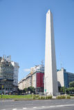 The Obelisco in Buenos Aires. Argentina Stock Photos