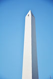 The Obelisco in Buenos Aires. Argentina Stock Photo