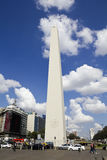 Obelisco. Buenos Aires, Argentina Stock Image