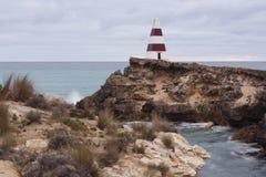 Obelisco de Dombey del cabo, traje, sur de Australia fotografía de archivo libre de regalías