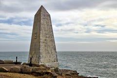 Obelisco de la casa de la trinidad Imagenes de archivo