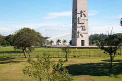 Obelisco de Sao Paulo fotos de archivo