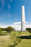 Obelisco de Sao Paulo fotografía de archivo