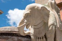 Obelisco della智慧女神罗马-意大利2 免版税库存图片