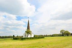 Obelisco en Holanda fotografía de archivo libre de regalías