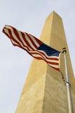Obelisco en Washington DC foto de archivo libre de regalías
