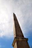 Obelisco romano Fotos de archivo
