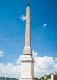 Obelisco Sallustiano fotografía de archivo libre de regalías