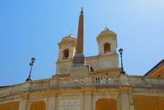 Obelisco Sallustiano Zdjęcia Stock