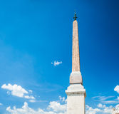 Obelisco Sallustiano royalty free stock images