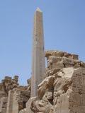 Obelisk. Royalty-vrije Stock Fotografie