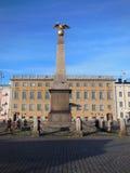 Obelisk lizenzfreie stockbilder