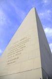 obelisk Arkivfoto