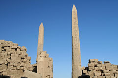 Obelisk Royalty Free Stock Photos