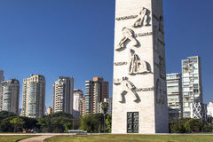 obelisk lizenzfreies stockfoto