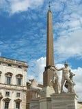 obelisk Arkivbild