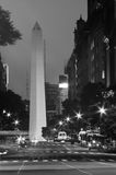 The Obelisk, Buenos Aires, Argentina Stock Image