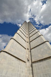 Obelisk, Cuba, Havana Royalty Free Stock Images
