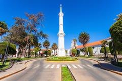 Obelisk der Freiheit lizenzfreie stockfotos