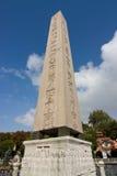 Obelisk egiziano Immagini Stock