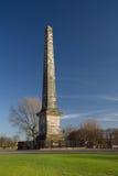 obelisk glasgow obrazy stock