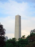 Obelisk of Ibirapuera Royalty Free Stock Photography