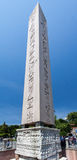 The Obelisk of Istanbul Royalty Free Stock Photography