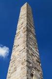 obelisk izolujący Obraz Royalty Free