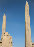 Obelisk of Karnak in Luxor Royalty Free Stock Photo