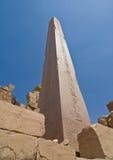Obelisk at the Karnak Temple. Egypt Royalty Free Stock Photography