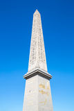 Obelisk Monument Paris Stock Image