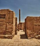 Obelisk of Queen Hapshetsut Royalty Free Stock Photo