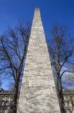 Obelisk in Queen Square in Bath Royalty Free Stock Image