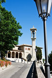 Obelisk San Marino foto de stock royalty free
