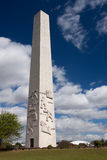 The obelisk of Sao Paulo Royalty Free Stock Photography