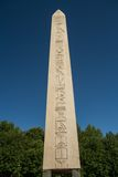 Obelisk of Theodosius at Stock Images