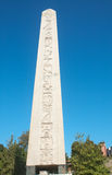 Obelisk of Theodosius in Hippodrome Stock Photography