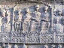 Obelisk of Theodosius in Hippodrome Stock Photography