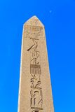 Obelisk of Theodosius, Istanbul Stock Photography