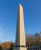 Obelisk of Theodosius, Istanbul, Turkey Stock Photos