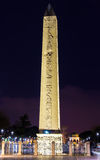 Obelisk of Theodosius in Istanbul Stock Photo